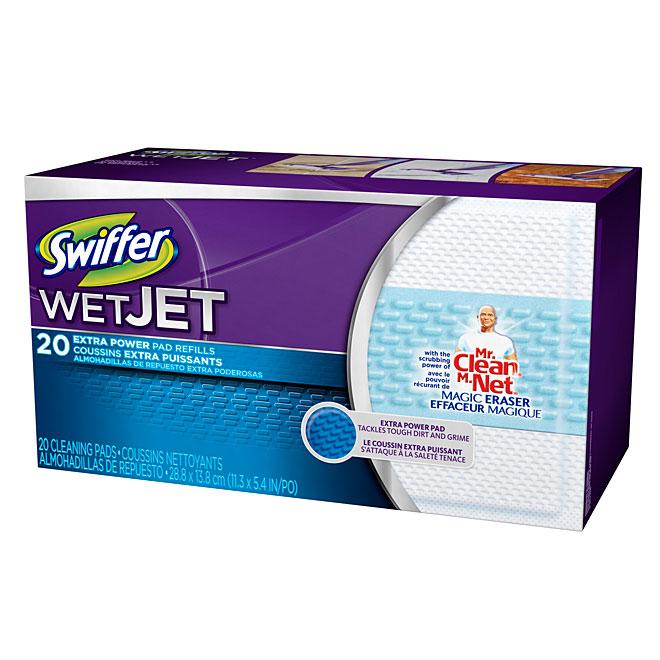 """Power Mop Refill Cloth """"Swiffer Wetjet"""""""