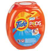 Détergent à lessive Tide PODS, Original, 81 capsules