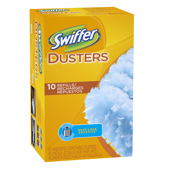 Duster Refills - Unscented - 10-Pack