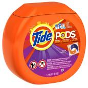 Tide Pods Detergent - Spring Meadow - 57 Pieces