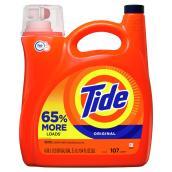Tide Original 2X HE Liquid Laundry Detergent
