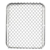 Galvanized Chain-Link Fence Gate - 48 x 42