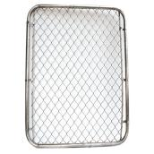 "2"" Mesh Gate - 5' - Galvanized Steel"