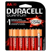 Pack of 10-AA Batteries