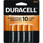 """AA"" CopperTop Alkaline Batteries - 4 Pack"