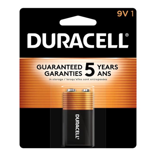 """9V"" CopperTop Alkaline Battery"