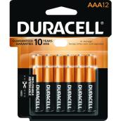 """AA"" CopperTop Alkaline Batteries - 12 Pack"