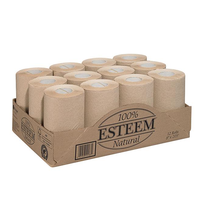 """""""Esteem"""" Hand Towel - 12-Pack"""