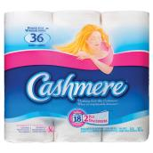 """""""Cashmere"""" Bathroom Tissue - 18-Roll Pack"""