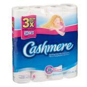 Papier hygiénique Cashmere, paquet de 20 rouleaux