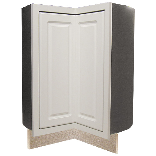 """""""Allister"""" 1 door Lower Corner Cabinet"""