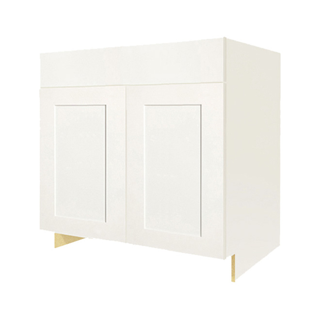 """Alouette"" 2 doors Lower Cabinet"