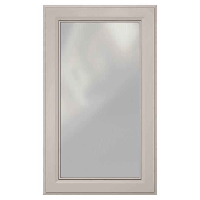Maple Creek Cabinet Glass Door Harlow 18 Quot X 30 Quot Grey