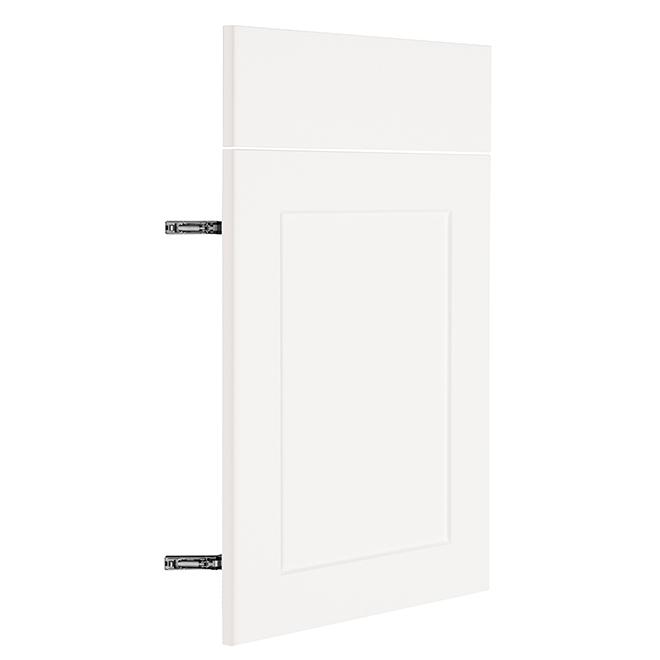 """Base Cabinet Door - Vanilla Shake - 18"""" x 30"""" x 3/4"""" - White"""