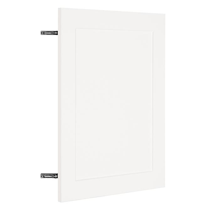 """Wall Cabinet Door - Vanilla Shake - 1 Door - 24"""" x 30"""" - White"""