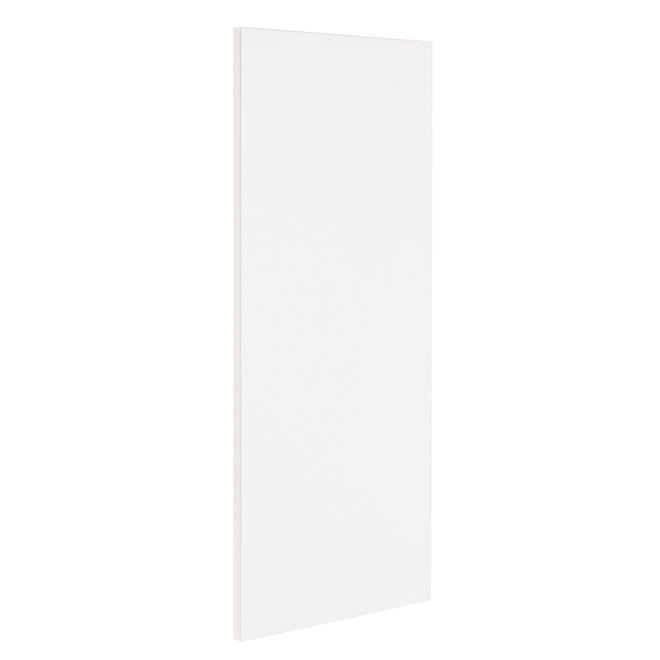 "Wall Cabinet End Panel - Vanilla Shake - 12 1/2"" x 30"" - White"