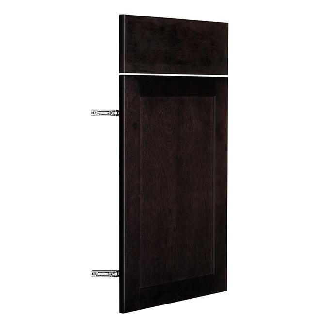 """Base Cabinet Door - Brownstone Beat - 15"""" x 30"""" x 3/4"""" - Brown"""