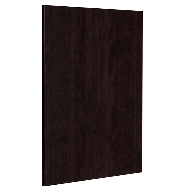 "Base Cabinet End Panel - Brownstone Beat - 24 1/2"" x 30"" - Brown"