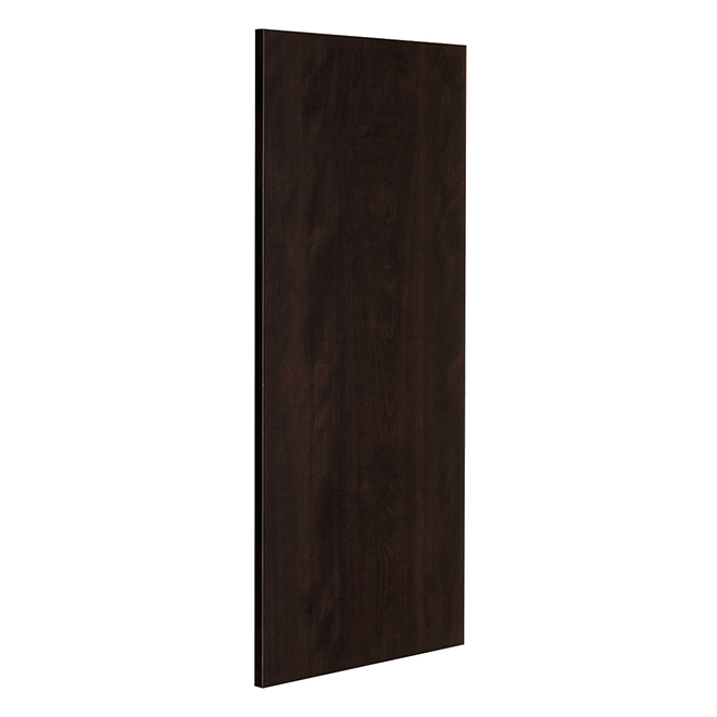 "Wall Cabinet End Panel - Brownstone Beat - 12 1/2"" x 30"" - Brown"