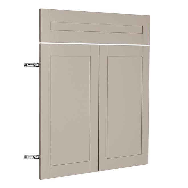 """Base Cabinet Door - Sea Salt - 30"""" x 30"""" - Grey"""