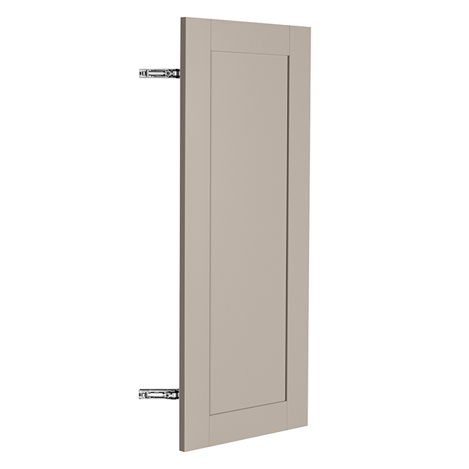 "Wall Cabinet Door - Sea Salt - 1 Door - 12"" x 30"" - Grey"