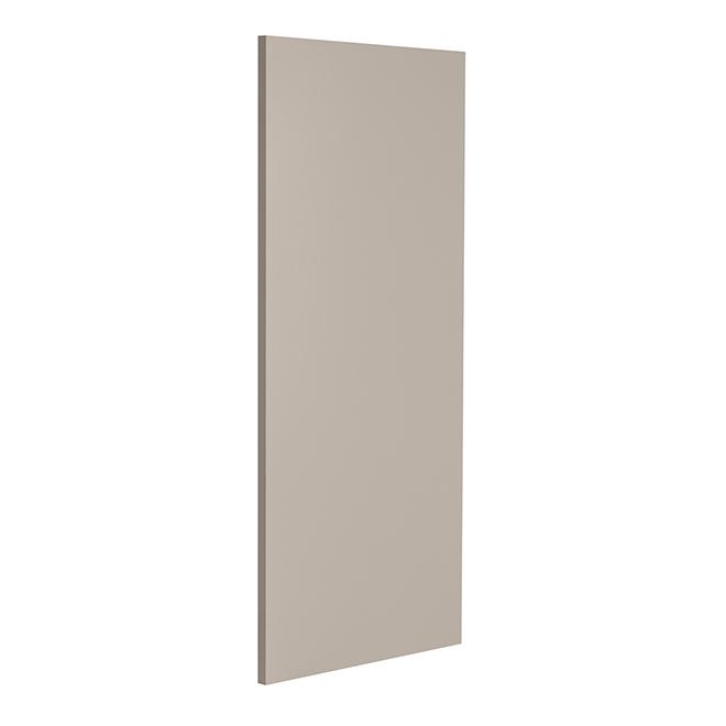 "Wall Cabinet End Panel - Sea Salt - 12 1/2"" x 30"" x 3/4"" - Grey"