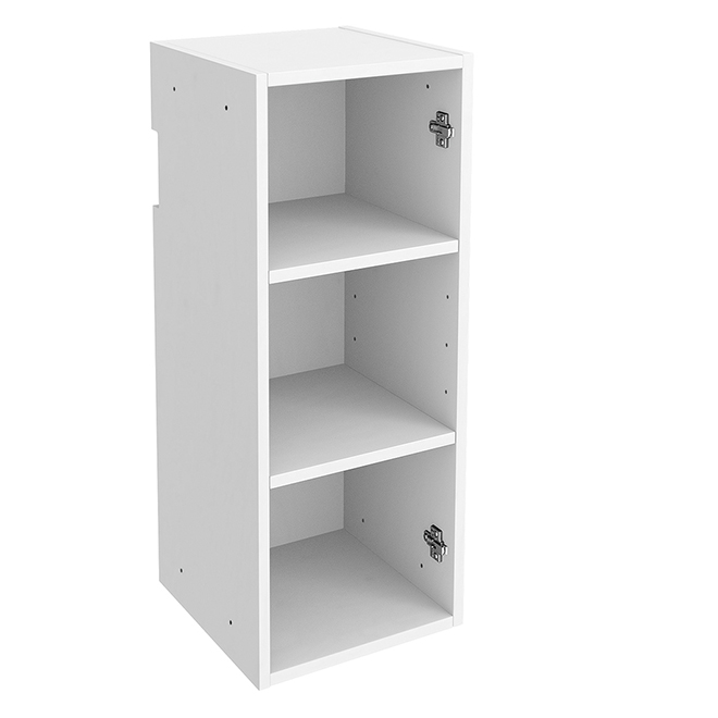 "Wall Cabinet - Particle Board - 12"" x 30"" x 12"" - White"