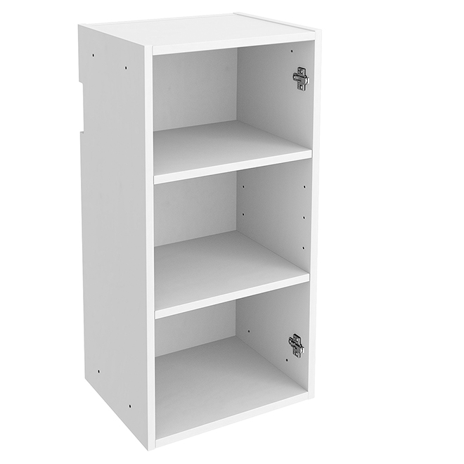"""Wall Cabinet - Particle Board - 15"""" x 30"""" x 12"""" - White"""