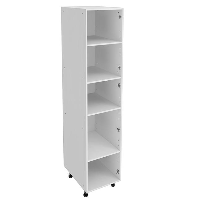 """Pantry - 5-Shelf - 80"""" X 18"""" X 24"""" - White"""