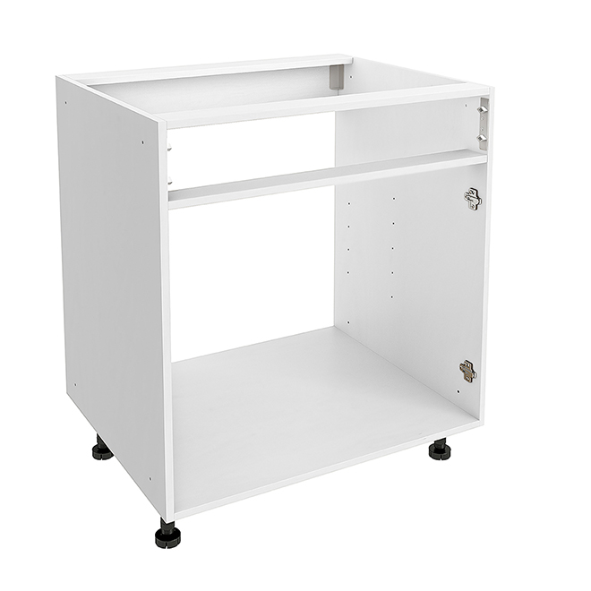 "Base Cabinet - Sink - 30"" X 30"" X 24"" - White"