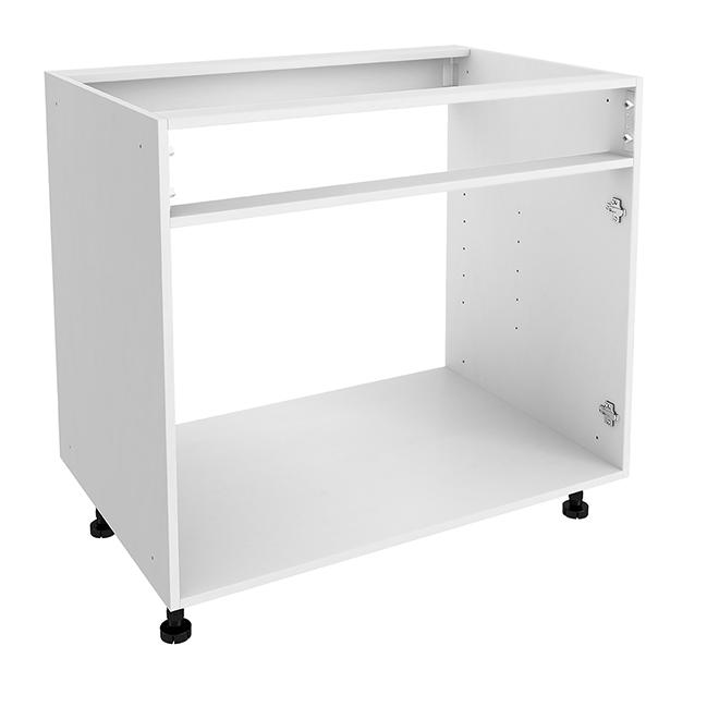 """NIMBLE Base Cabinet - Sink - 36"""" X 30"""" X 24"""" - White"""