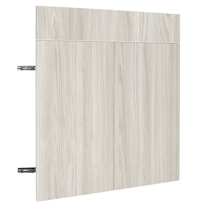 "Base Cabinet Door - Urban Rush - 36"" x 30"" - Grey"