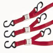 "ATV Tie-Down Strap - 3/8"" Hooks - Nylon - 15'"