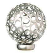 Ensemble de tringles à rideaux « Sphère »