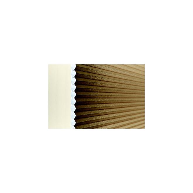 "Cordless Light-Filtering Cellular Shade - 36"" x 72"" - Toffee"