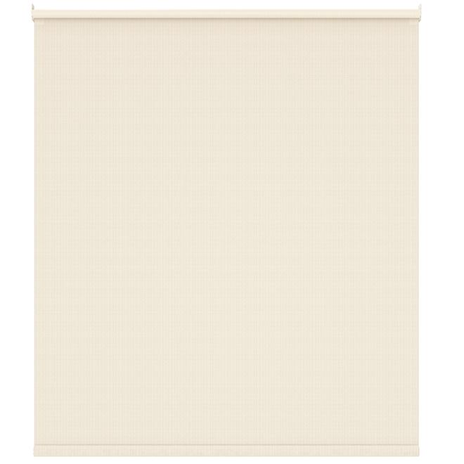 Store à enroulement automatique Levolor, PVC, 55 po x 72 po, beige