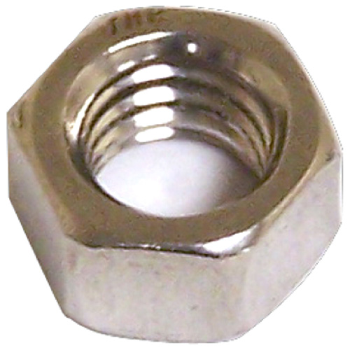 "Hexagonal Nut with Coarse Thread - 3/8"" x 16 pitch - 50PK"