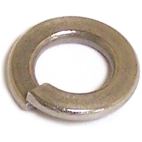 Spring Lock Washer - #10 - Stainless Steel - 100/Box