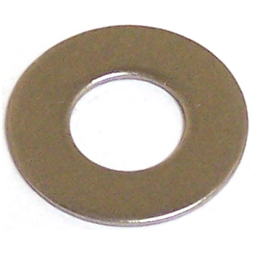 """Flat Washers - 5/16""""  - Box of 100 - Stainless Steel"""