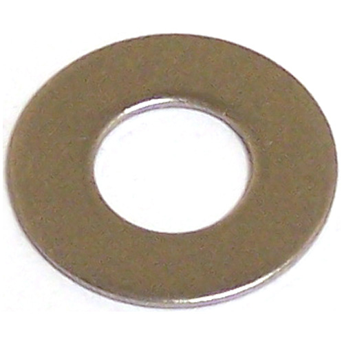 """Flat Washers - 1/2""""  - Box of 100 - Stainless Steel"""