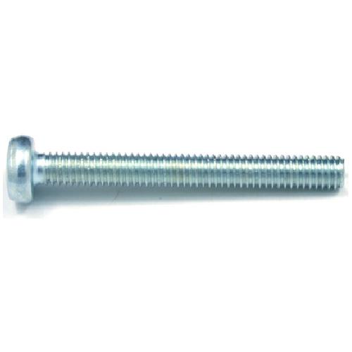Pan-Head Zinc-Plated Machine Screws - M5 x 16 mm - 6/Box