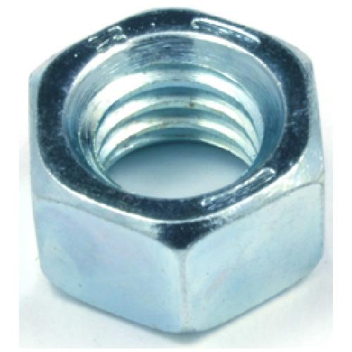 "Hexagonal Nut - Grade 5 Steel - 3/4"" x 10 pitch - 20PK"