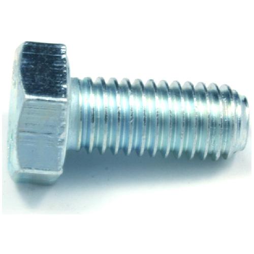 Hex Head Metric Bolts - M10 x 20 mm - 2-Pack