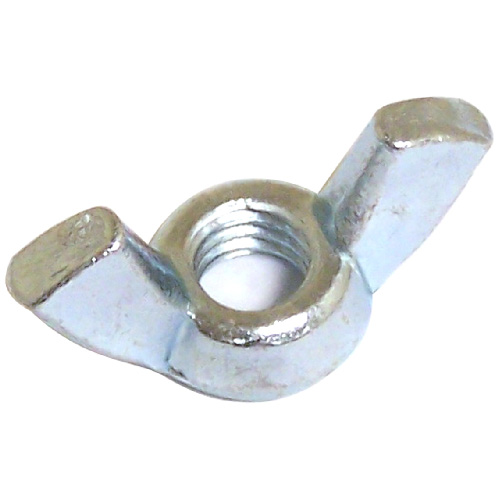 """Cold Forged Steel Wing Nuts - 3/8""""-16 - 100/Box"""