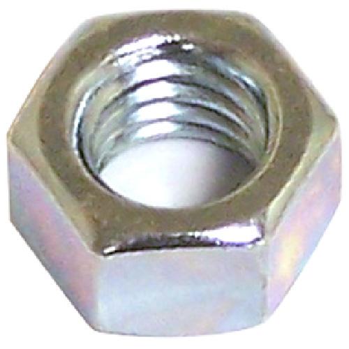 "Hexagonal Nut with Coarse Thread - 1/4"" x 20 pitch - 100PK"