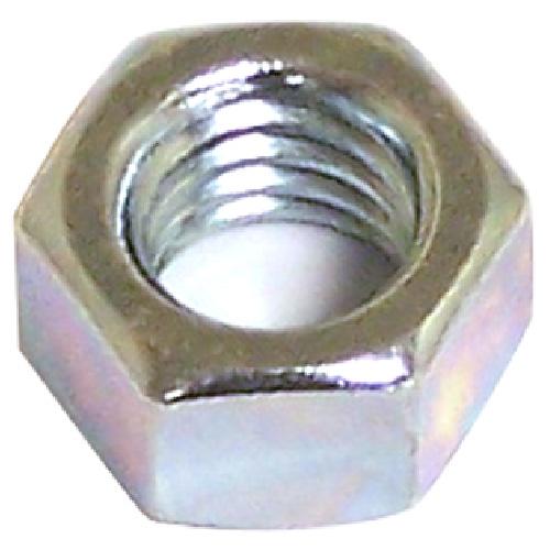 "Hexagonal Nut with Coarse Thread - 7/16"" x 14 pitch - 50PK"