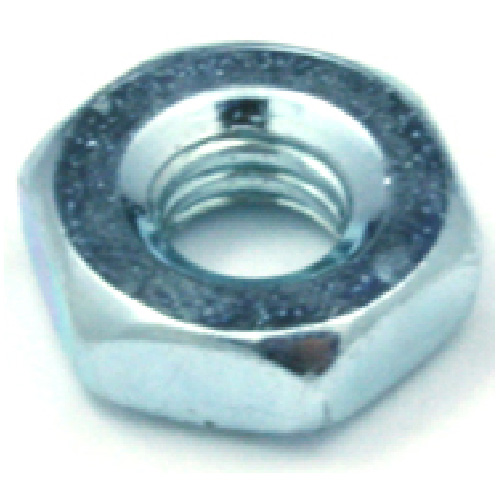 Hexagonal Nut for Machine Screw - #8 x 32 pitch - 18PK