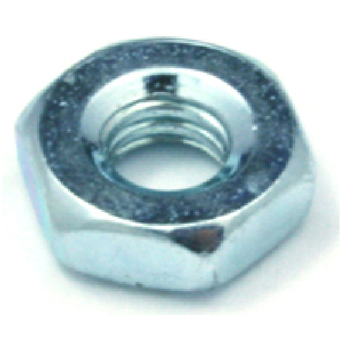 Hexagonal Nut for Machine Screw - #10 x 24 pitch - 16PK