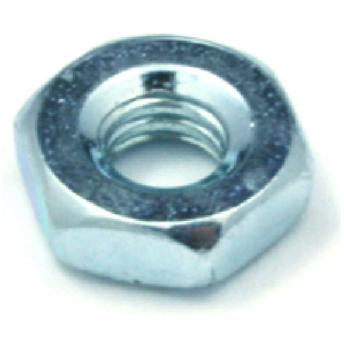 Hexagonal Nut for Machine Screw - #10 x 32 pitch - 100PK