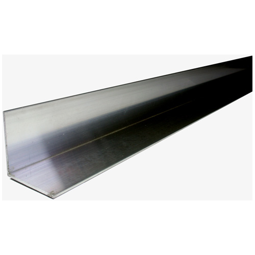"Angle Bar - Steel - 1/8"" x 1 1/2"" x 3' - Black"